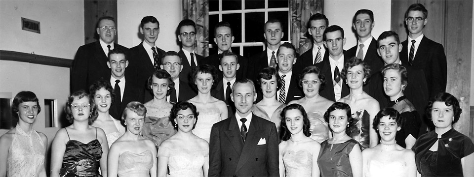 1955 Lycoming Singers