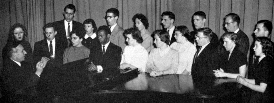1956 Lycoming Singers