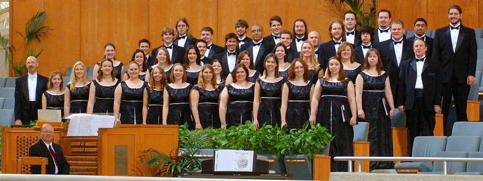 2006 choir in Crystal Cathedral