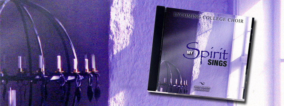 My Spirit Sings CD