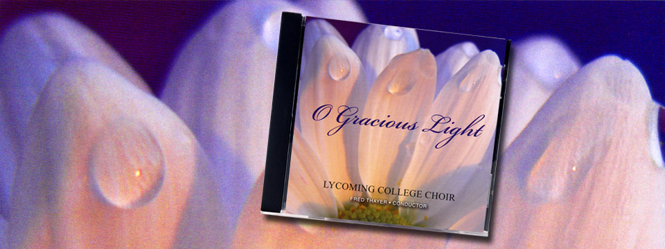 O Gracious Light CD