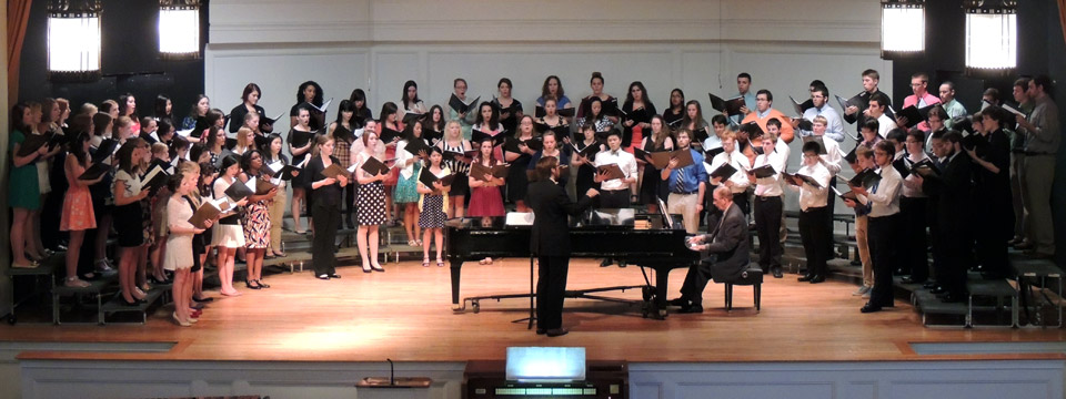 2013 full choir